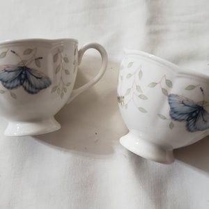 Lenox teacups(2)